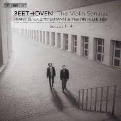 The Violin Sonatas by Beethoven ;   Frank Peter Zimmermann ,   Martin Helmchen